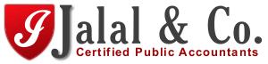 Jalal & Co. Accountants logo